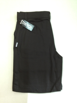 Juniors Uniform Shorts - Black