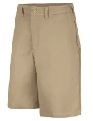 Girls Uniform Shorts - Khaki