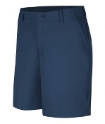 Girls Uniform Shorts - Navy