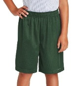 Youth PE Shorts - Forest